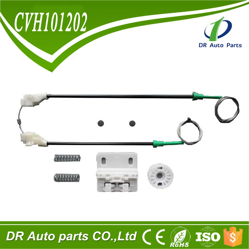 DR CAR PARTS FOR LAND ROVER FREELANDER 4X4 AUTOMATIC WINDOW REGULATOR DOOR REPAIR KIT REAR RIGHT(China (Mainland))