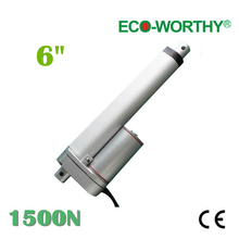 150mm 6inch Load multi-function Linear Actuator