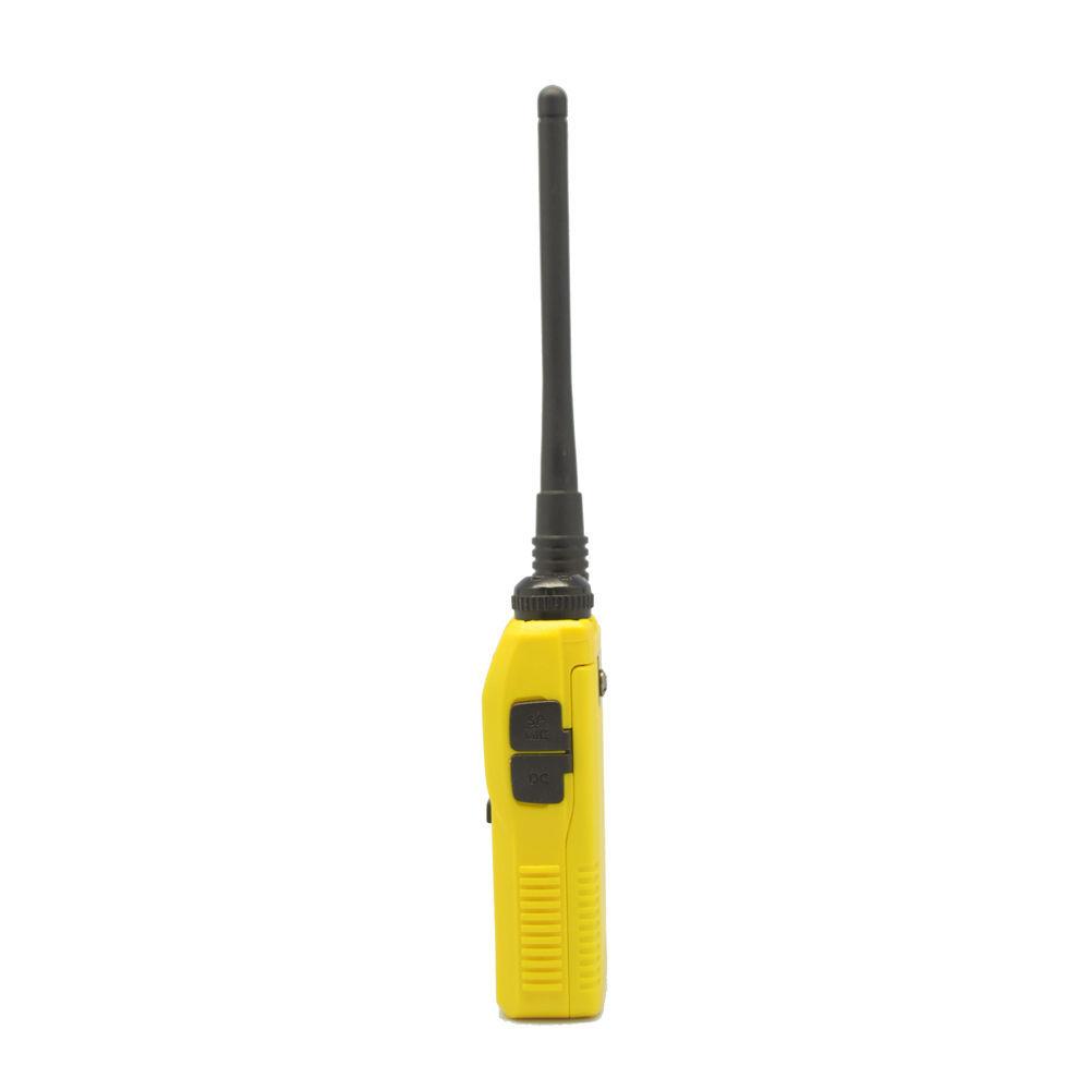 10 шт. новый BaoFeng желтый уф-3r + плюс двухдиапазонный портативной рации VHF / UHF136-174 / 400 - 470 мГц хэм двухстороннее радио с наушником
