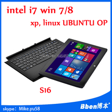 Bben win7& UBUNTU 3G WIFI 64/128GB 11 inch elecotrmagnetic multi-touch screen inteli3/i5 Dual-core tablet pc 2M +5M cameral