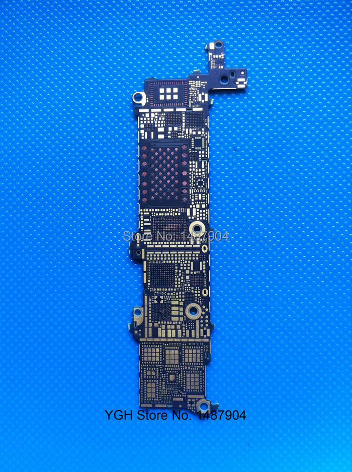 New Motherboard Main Logic Bare Board For iPhone 5S Replacement Part FREE SHIPPING(China (Mainland))