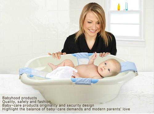 2015 лучших мода настоящее Banheira ребенка регулируется детская ванна ванна кольца ...