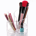 Acrylic Makeup Brush Organiser Cosmetic Holder Makeup Display Rack Box storage box rangement maquillage