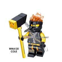 Ninja legoings Ninjagoes Focinho Misako Garmadon Jay Kai Jack Jaguar Lucas Matança Cobras figura Blocos de Construção de Brinquedos de Presente Crianças(China)