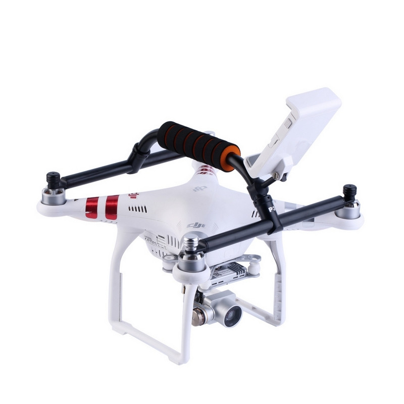 DIY Modification Accessories Outdoor Handheld Camera PTZ for DJI Phantom 3