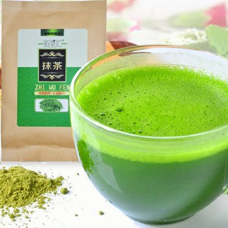 ! 80g Matcha Green Tea Powder Natural Organic slimming tea reduce weight loss health care products promotions sale - ShenZhen ESO Technology Co.,Ltd store