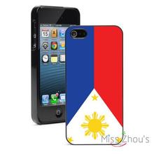 Flag of Phillipines Protector back skins mobile cellphone cases for iphone 4/4s 5/5s 5c SE 6/6s plus ipod touch 4/5/6