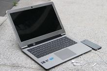14 Inch Ultra-Slim Quad Core Laptop Computer 4GB RAM & 64GB SSD Wifi HDMI 1.3MP Webcam Windows 7 Notebook(China (Mainland))