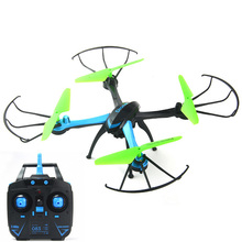 Hot /JJRC H98 Headless Mode One Key Return with 0.3MP Camera 2.4G 4CH 6 Axle 3D Rolling RC Quadcopter RTF with Remoter Controler(China (Mainland))