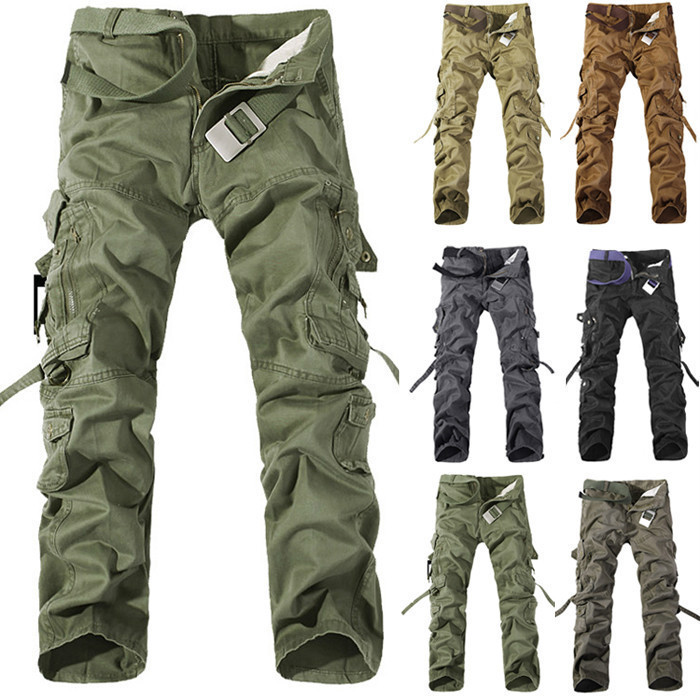 Cool Mens Pants Men Cool Casual Military