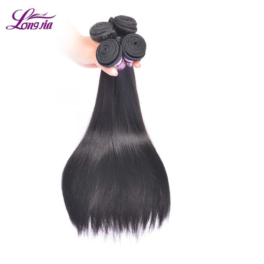 6A Unprocessed Mocha Hair Products 3 pcs Lot Brazilian Virgin Hair Straight Weave Wholesale Straight Human Hair Free Shipping<br><br>Aliexpress