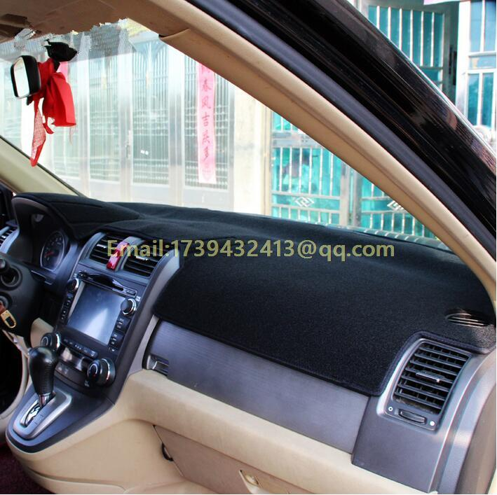 Dashmats car styling accessories dashboard cover for honda for Honda crv car cover