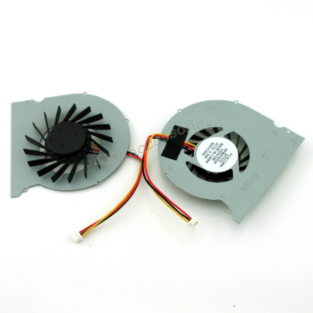 NEW For Foxconn NT510 NT410 NT425 NT435 NT-A3700 NT-A3500 Series Laptop Parts Replacement cpu Cooling fan Wholesale (F587-HK)(China (Mainland))