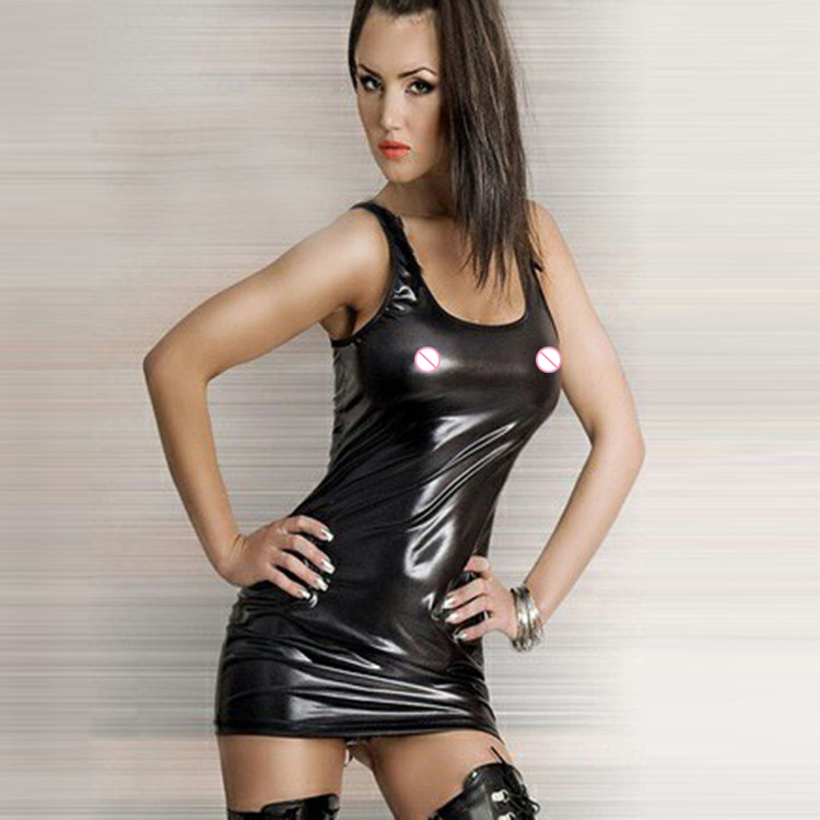 latex dress singlar
