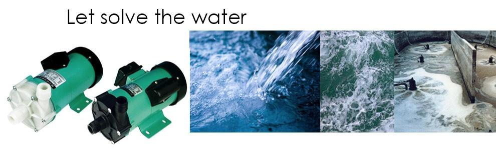 MP-6RZ Electric Magnetic Drive Circulation Pump Acid Resistance Magnetic Water Pump Micro Magnetic Pump 220V