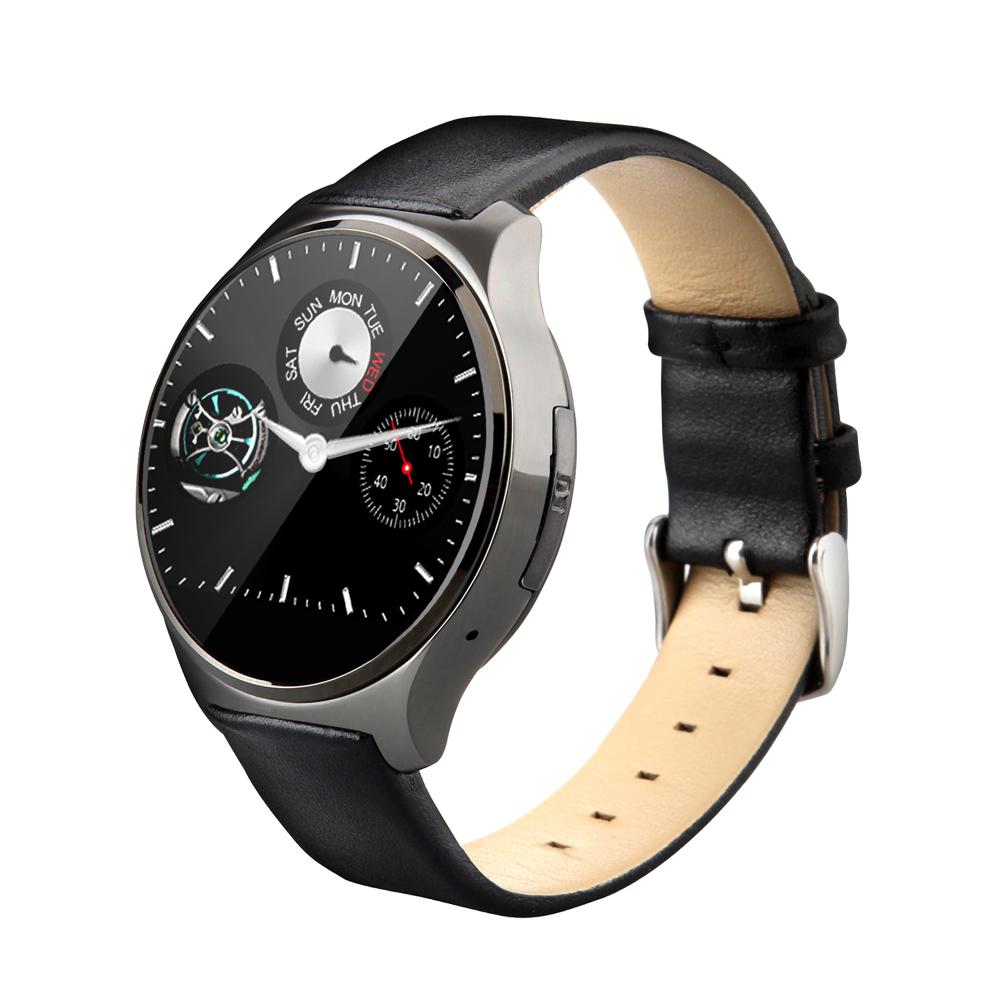 GSM SmartWatch Bluetooth Wrist Watch Phone Heart Rate ...