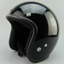 Japan Classic Vintage 3/4 Motorcycle Helmet High quality Chopper Bike helmet S M L XL XXL available(China (Mainland))