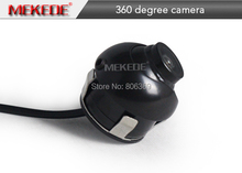 CCD 360 Car Front / Side / Rear View Reverse Camera Universal Fit for ALL CCD Rear Reverse Car Vehicle CCD Camera Universal(China (Mainland))