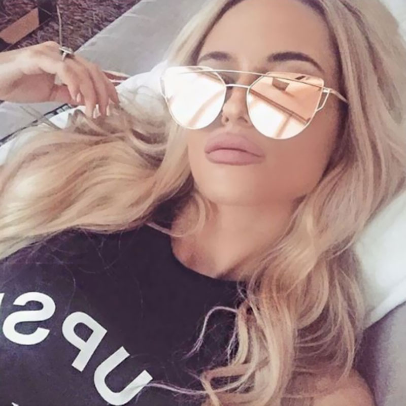 candisgy cat eye women sunglasses 2016 new brand design. Black Bedroom Furniture Sets. Home Design Ideas