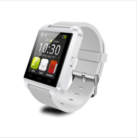 New Bluetooth U8 Stainless Steel Watch for IOS Android cell phone(China (Mainland))