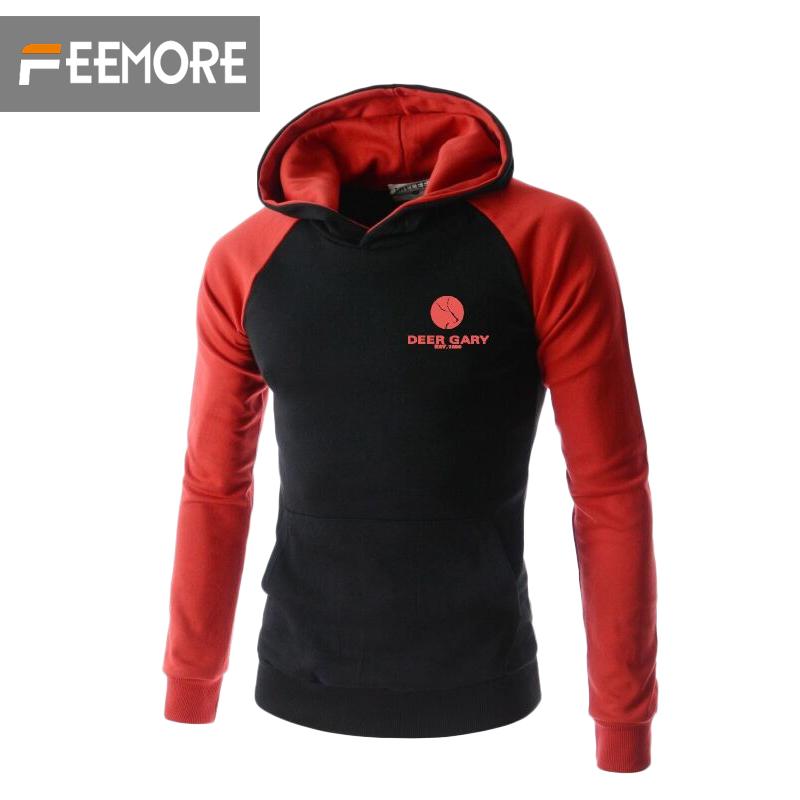 2015 Autumn Men's Skateboard Element Hoodies Men Hip Hop Sweatshirts Man Fleece Hoody Pullover Sportswear High Quality Clothing