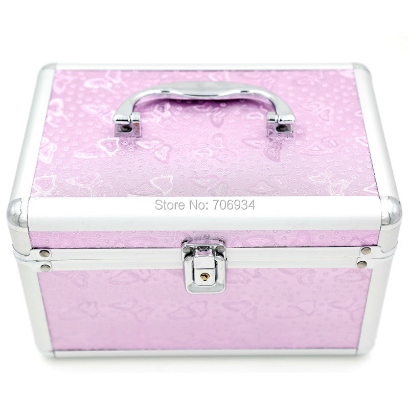 makeup kit case professional make up box 1setlot cosmetic