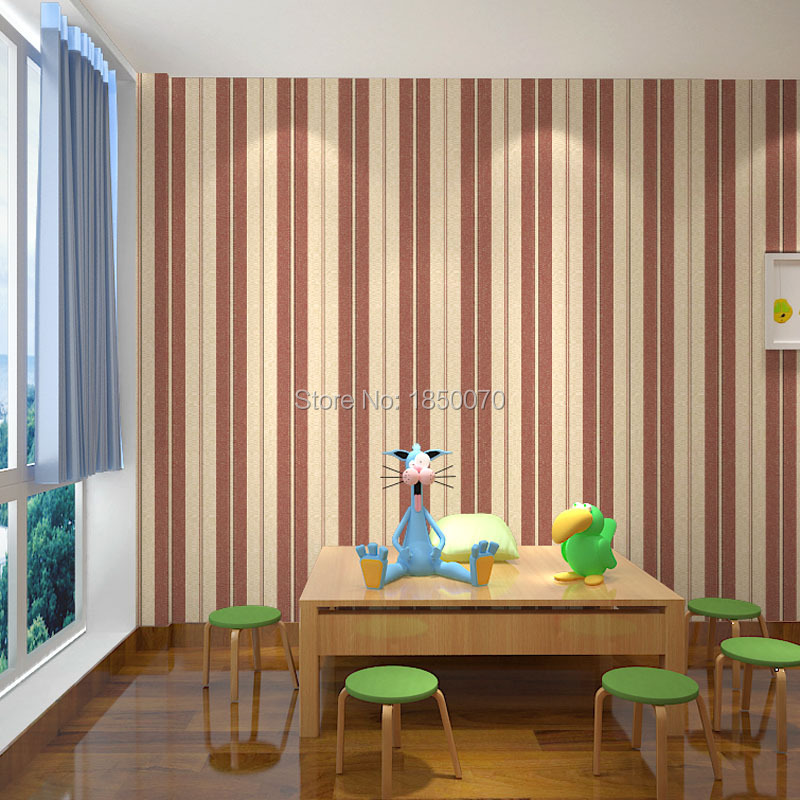 levinger vertical stripe wallpaper wall coverings for kids bedroom and