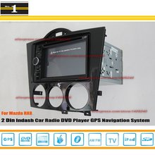 For Mazda RX8 RX 8 2003~2012 – Car Radio Stereo CD DVD Player GPS NAVI / HD Touch Audio Video S100 Navigation System