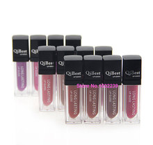 Waterproof Long Lasting lipstick Makeup Matte lip gloss lipgloss sex girl products lip balm Purple Violet Color