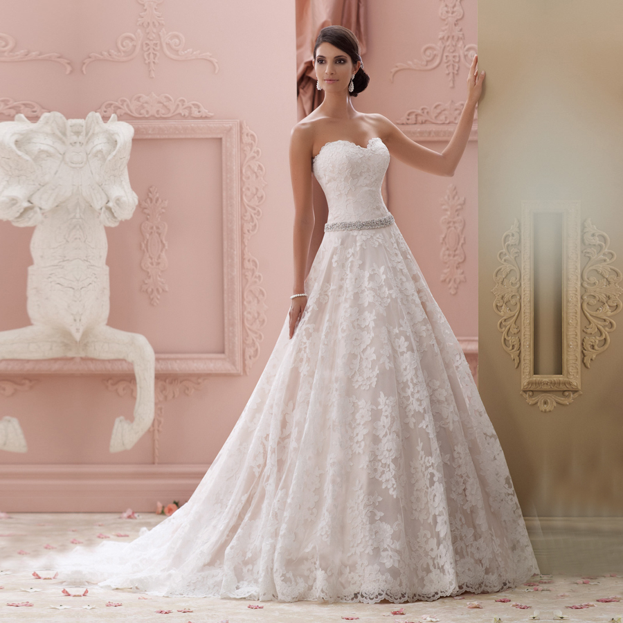 Customize My Wedding Dress | Elegant Weddings