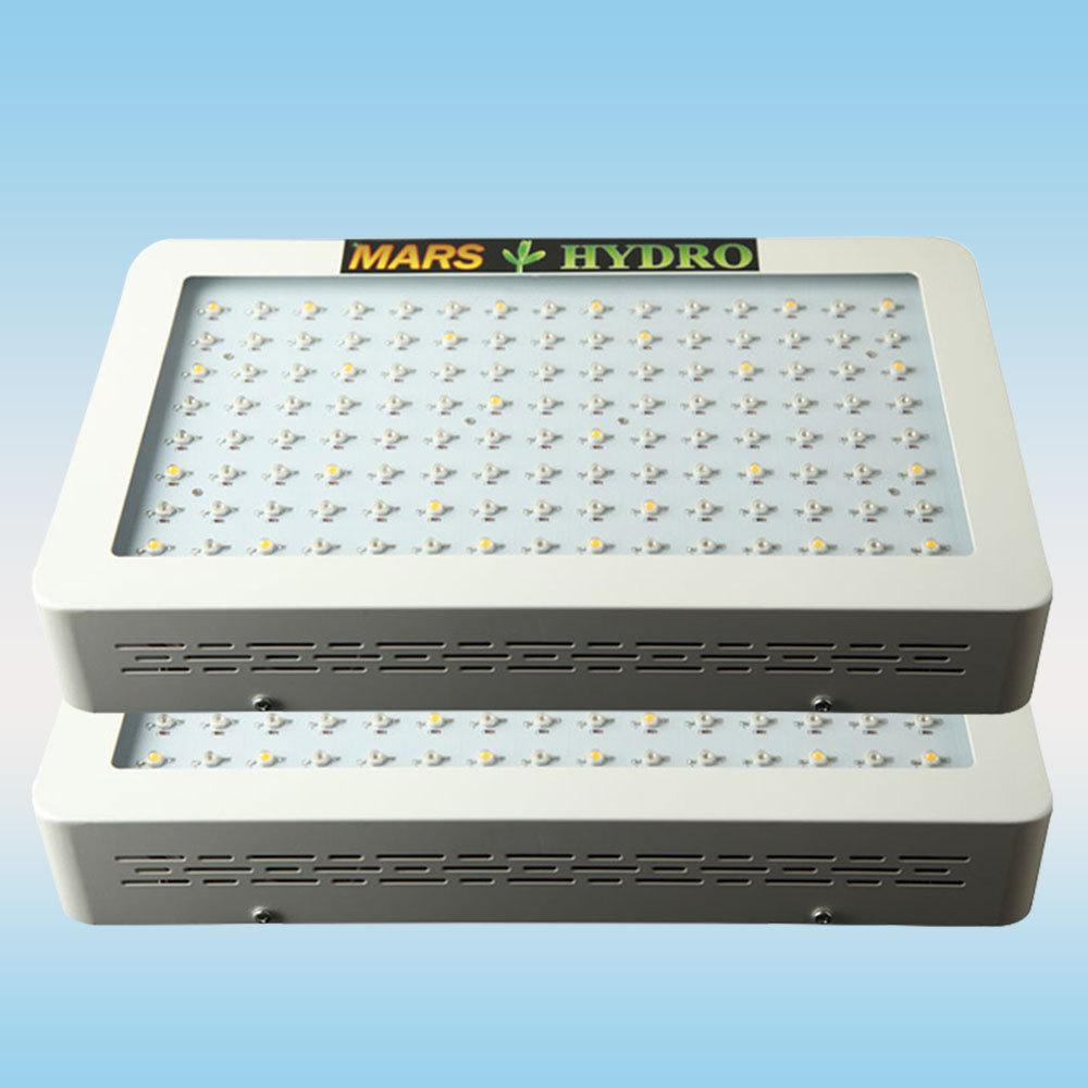 2PCS Full Spectrum 600 Watt LED Grow Light 120*5W Chip Hydroponics Grow Light LED 600W High Quality Flower Free Hanging Kit(China (Mainland))