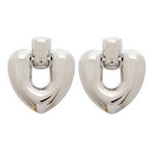 Geometrische Ohrringe Für Frauen Vintage Silber Farbe Baumeln Ohrringe Weibliche Boho 2019 Hochzeit Partei Mode Schmuck(China)