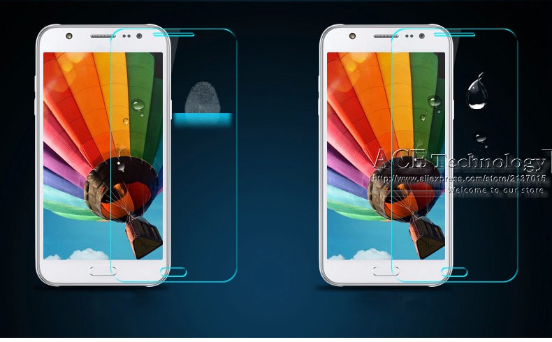 8Original Tempered Glass Screen Protector 6 Cover Cover