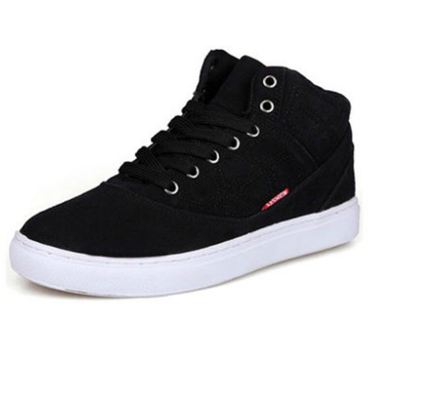 Shoes both men and women fashion high help tide shoes lovers shoes jpg