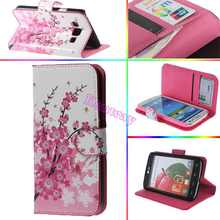 For LG G4c H525N G4 mini Cases Ultrathin Fashion Magnet Side Flip Wallet Case Leather Cover With Card Holder Book Style G4 C