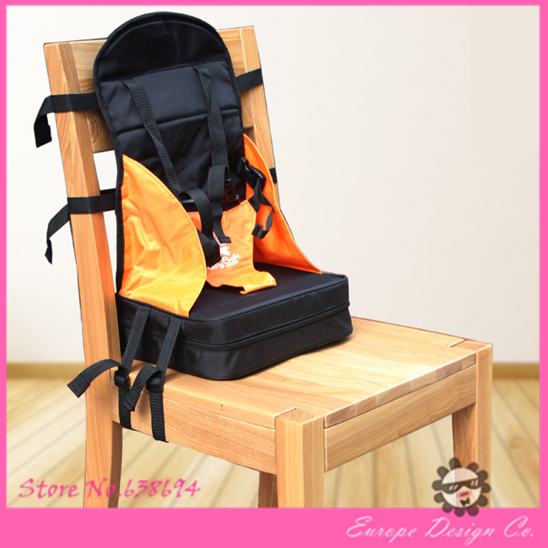 Portable Baby Seat Toddlers High Dining Baby Chair Booster Fold up fortabl
