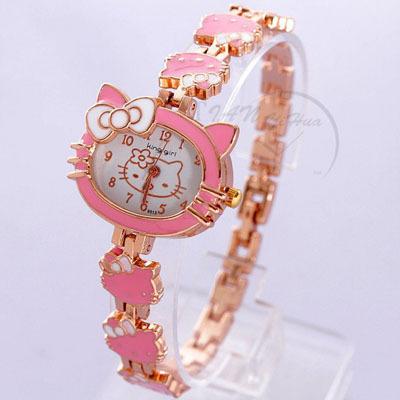 ladies watch 2014 bracelet kids watches girls hello kitty Animal shape children women - Grimm Store store