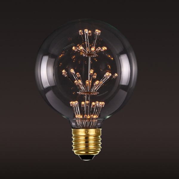 4pcs 3w led retro incandescent vintage light led bulb edison bulbs fixtures decorative filament. Black Bedroom Furniture Sets. Home Design Ideas