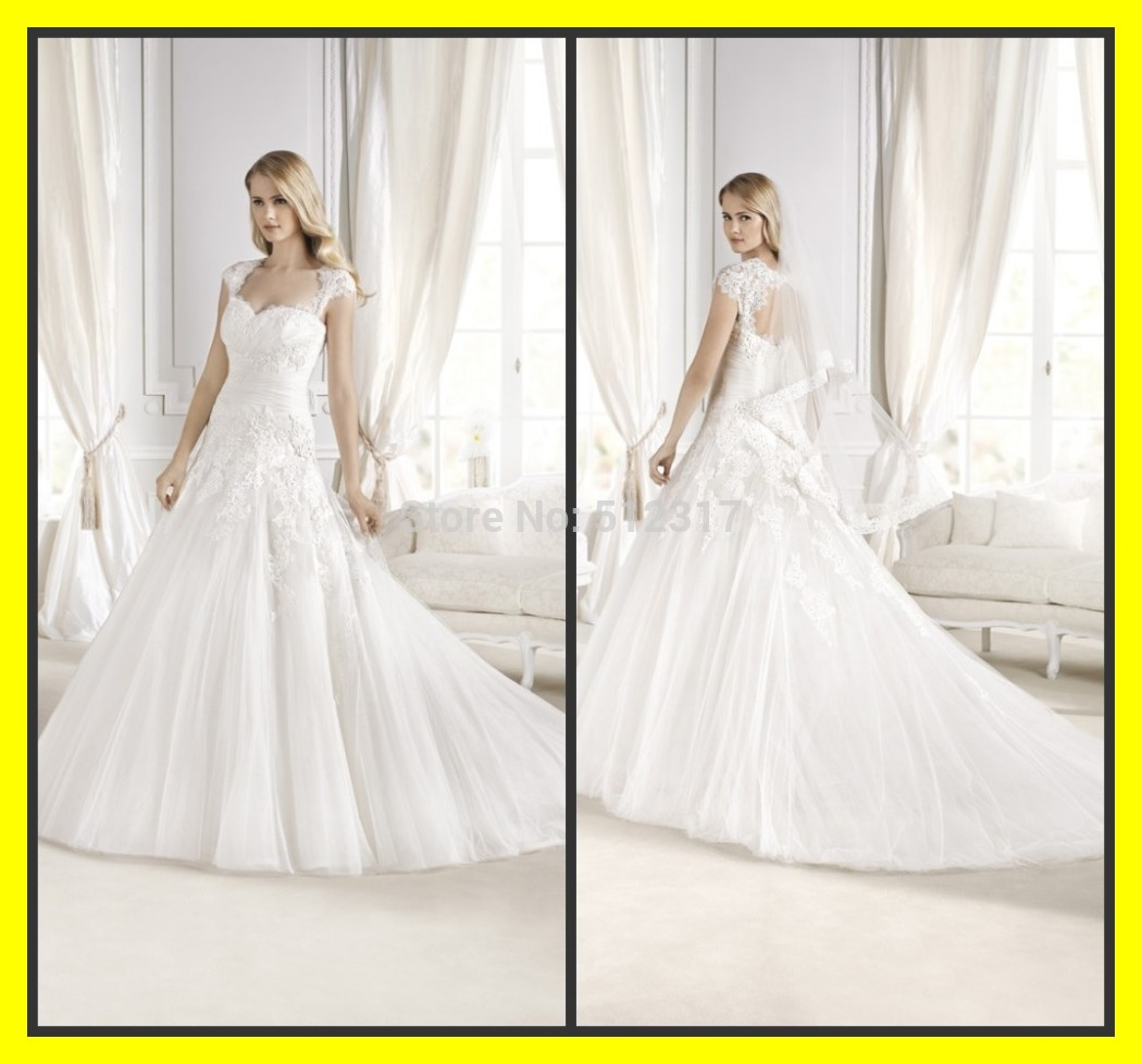 f White Wedding Dresses Ball Gown Tropical Non Dress A
