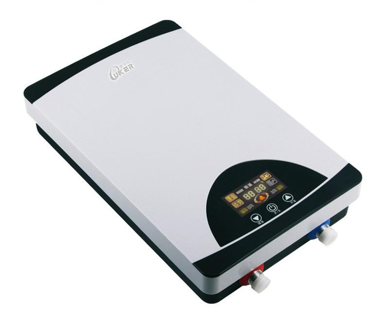 Гаджет  8000W Electric Shower Tankless Water Heater Instant Electric Instantaneous Water Heater Heating Instant Hot Water Heaters None Бытовая техника