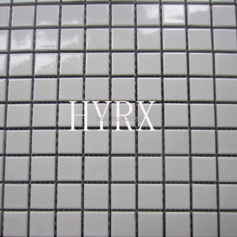 HYRX Ceramic Mosaic Tiles Swimming