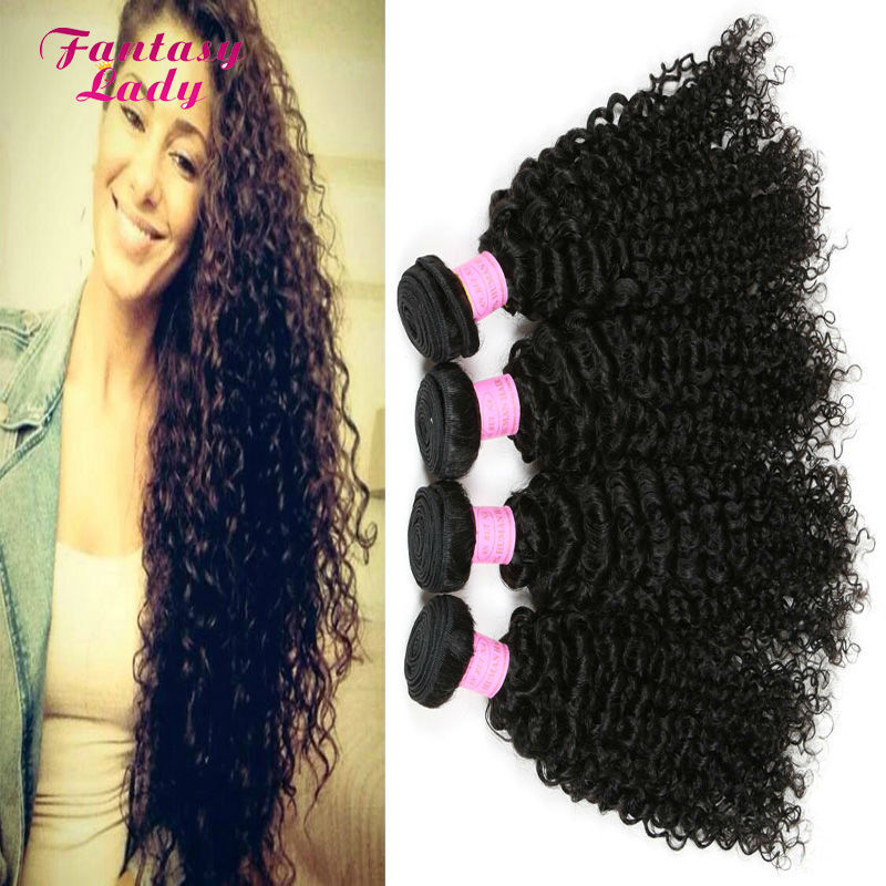 Здесь можно купить  Brazilian Deep Curly Virgin Hair 4bundles vip beauty 7A Unprocessed Virgin Curly Hair 100Brazilian afro Kinky Curly Virgin Hair   Волосы и аксессуары