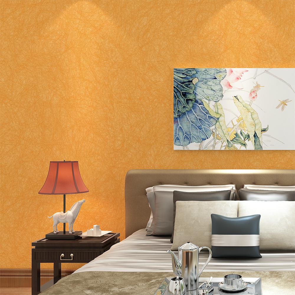 Popular textile wallcovering buy cheap textile wallcovering lots from china textile wallcovering - Wohnzimmer orange beige ...