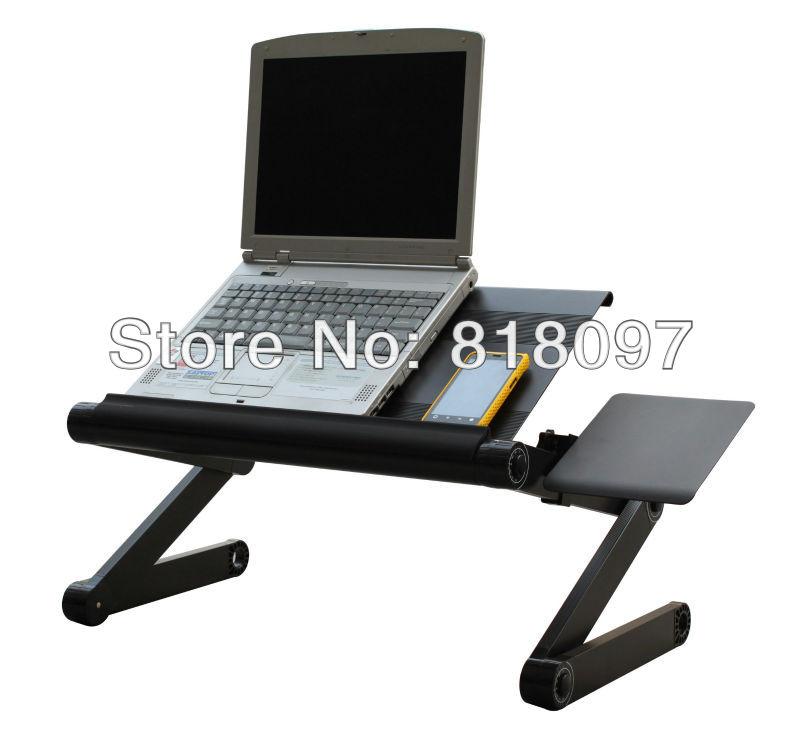 shipping 2013 New design Rotating 360 degrees DIY computer desk table ...