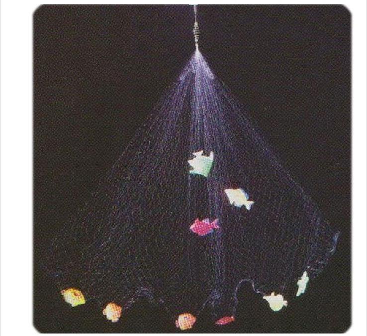 как использовать сети для рыбалки