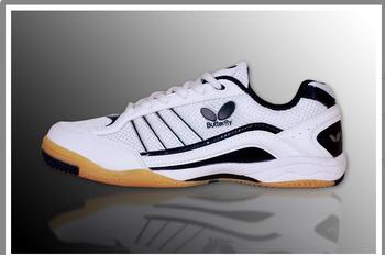 Butterfly table tennis shoes  men 's running shoes , sports shoes 5777 Good quality shoes ! Slip tendon at the end