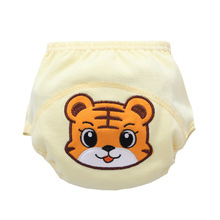 Reusable Baby Diapers  Washable Diapers Cloth Diapers Unisex Panties 0-3Y Children Training Pants Baby Training Pants Potty(China (Mainland))
