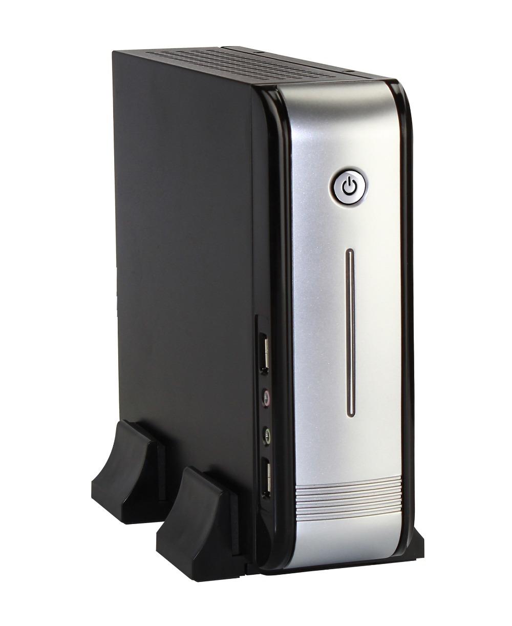 Realan 3015 Mini ITX Commercial Desktop Computer, SGCC Office Computer, Cheap Desktop PC Case without power supply(China (Mainland))