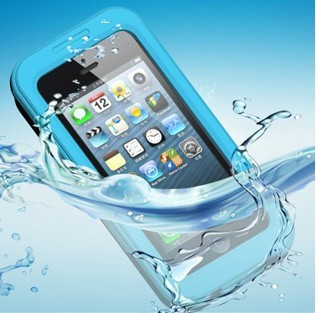 Waterproof Durable Water proof Bag Underwater Back Cover Case Apple iPhone 5 5S 4 4S iPod Touch - Harley Technology store
