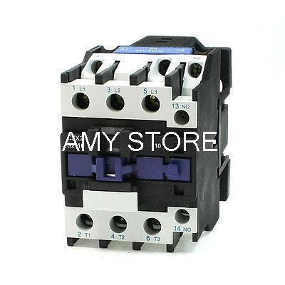 50/60Hz 660V 50A 35mm DIN Rail 3P 1NO 1NC 36V AC Contactor CJX2-32<br><br>Aliexpress